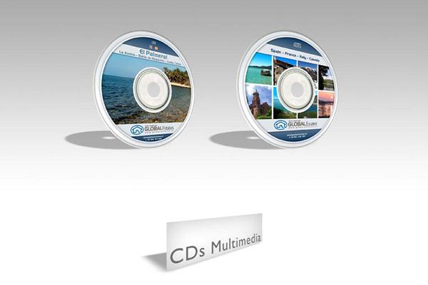 Multimedia-CDs